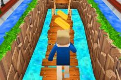 Minecraft Koşusu oyunu
