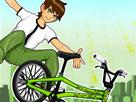 Ben 10 Bisiklet oyunu